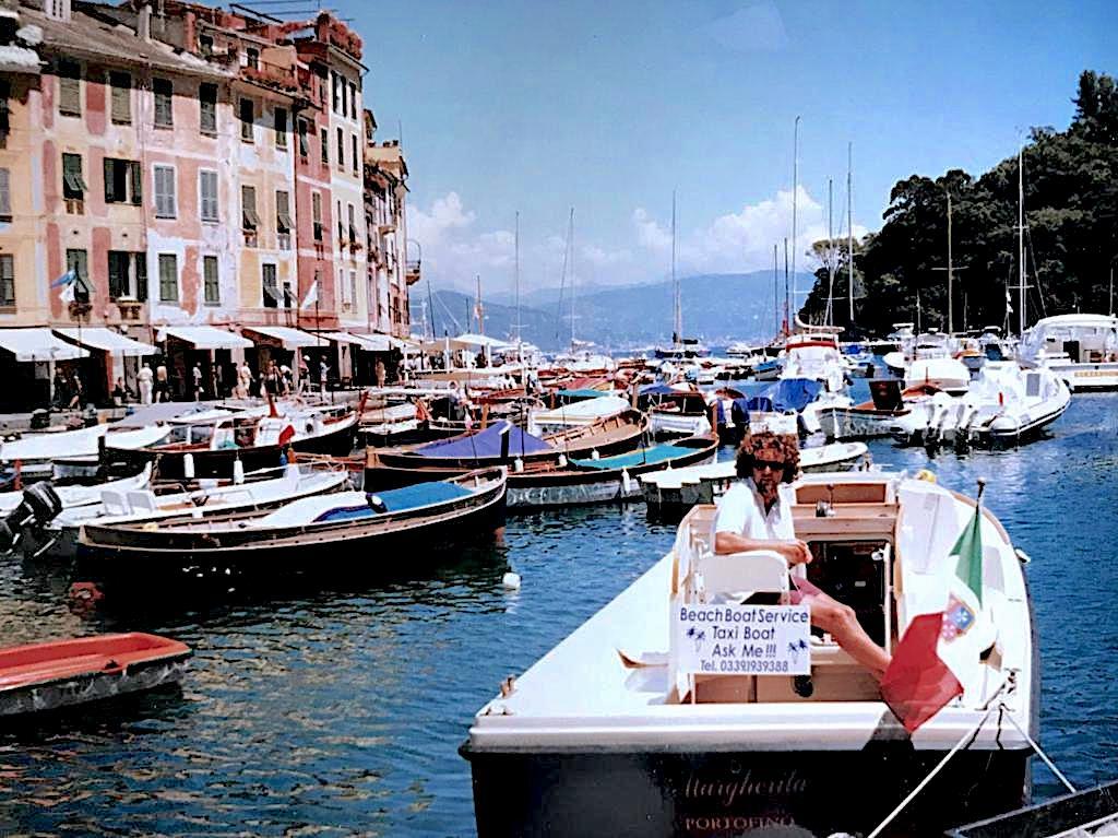 Cesare Charter Portofino - charter and tour services