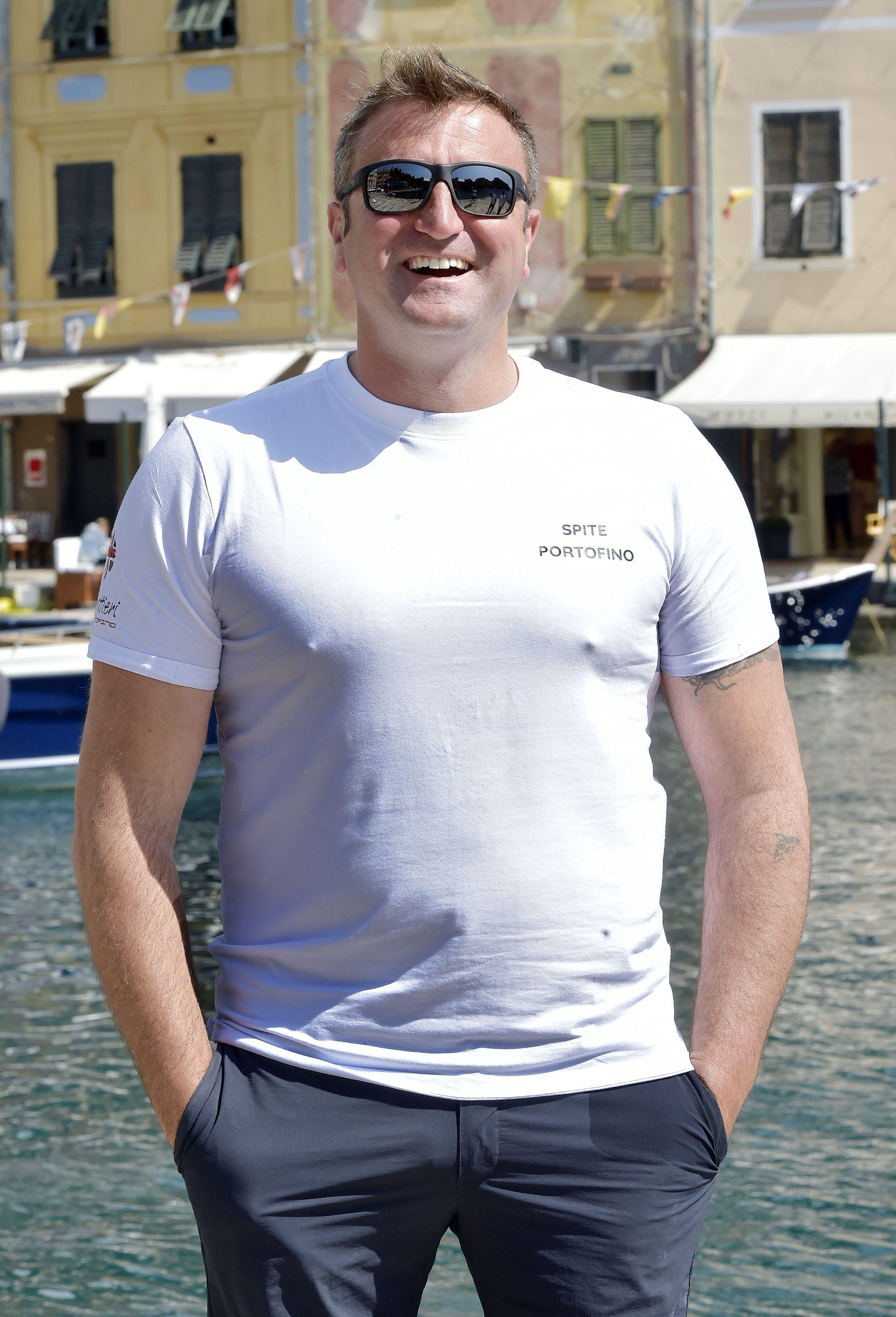 Cesare Charter Portofino - Luca