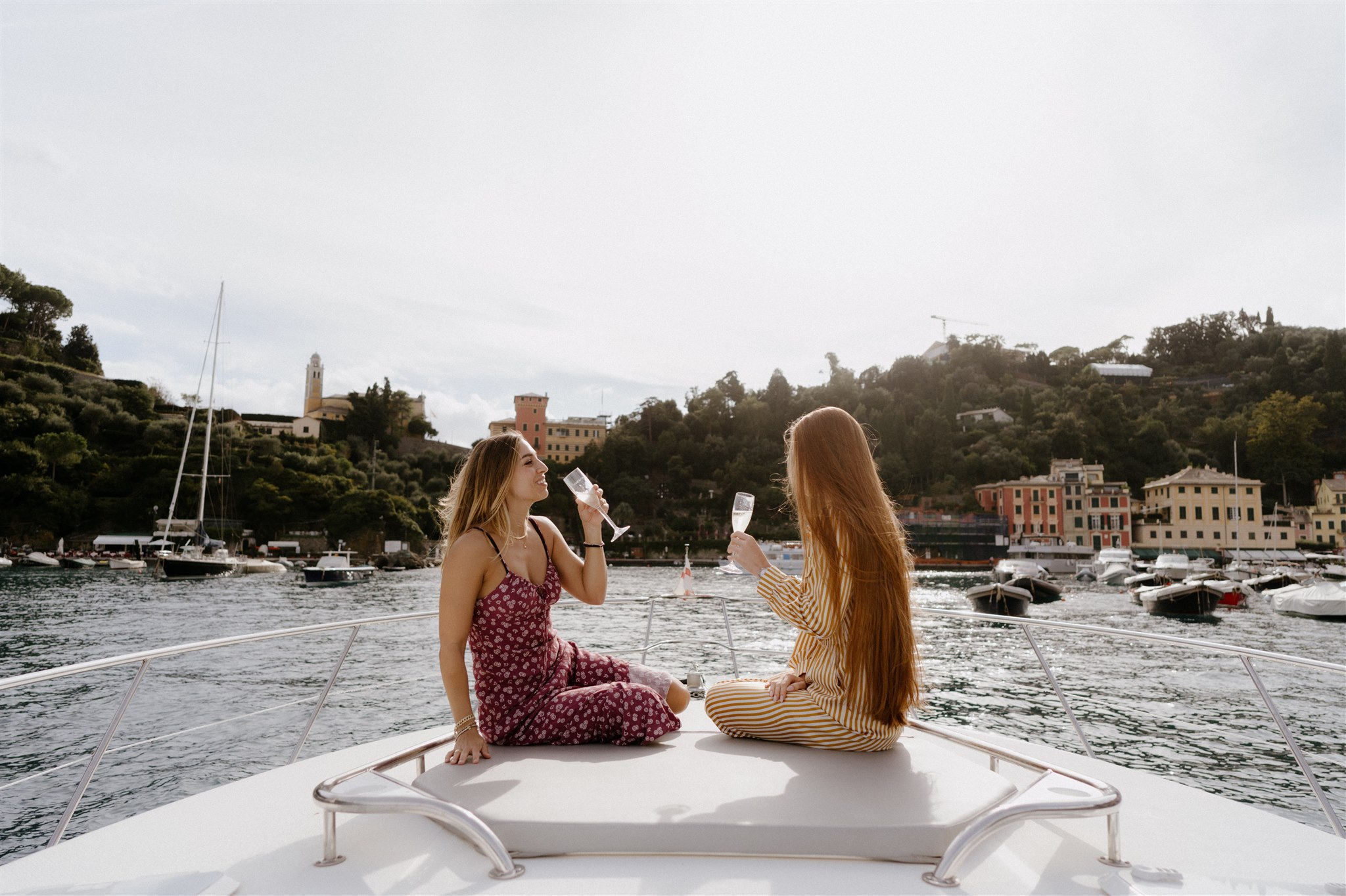 Cesare Charter Portofino - Maritime tour, transfer and charter