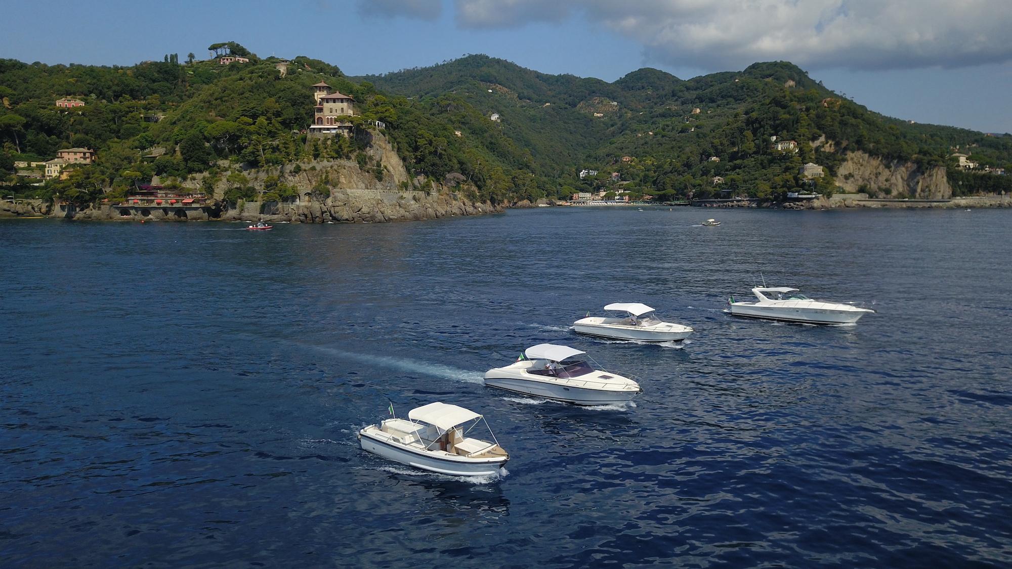 Cesare Charter Portofino - Le nostre imbarcazioni