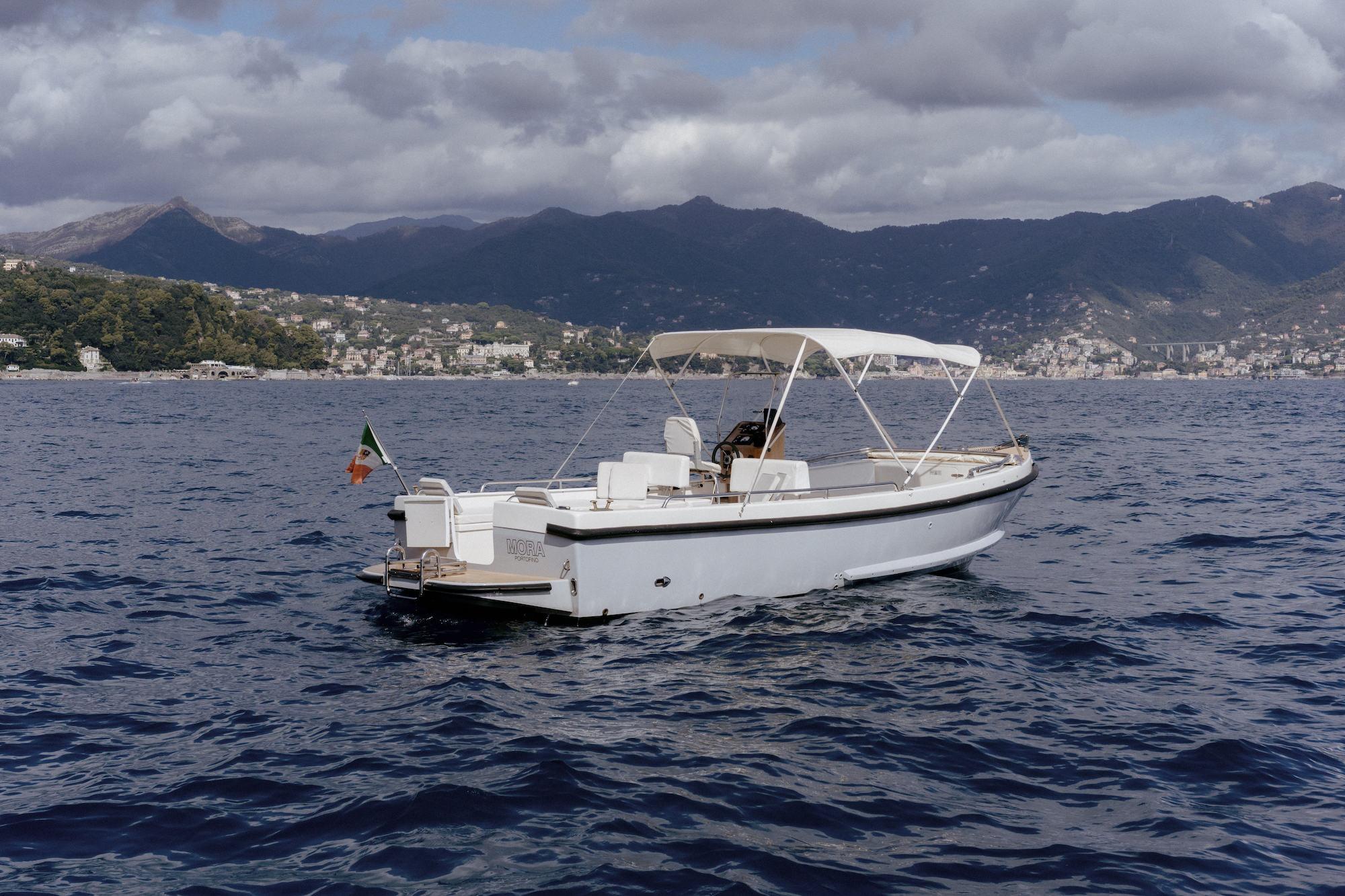 Cesare Charter Portofino - Mora