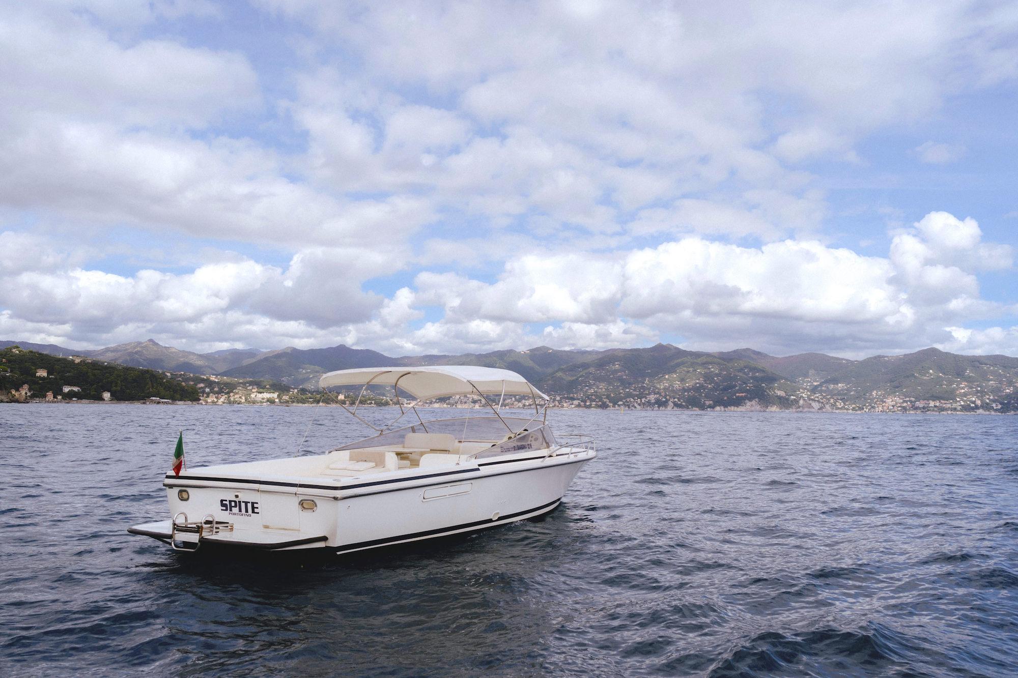 Cesare Charter Portofino - Spite