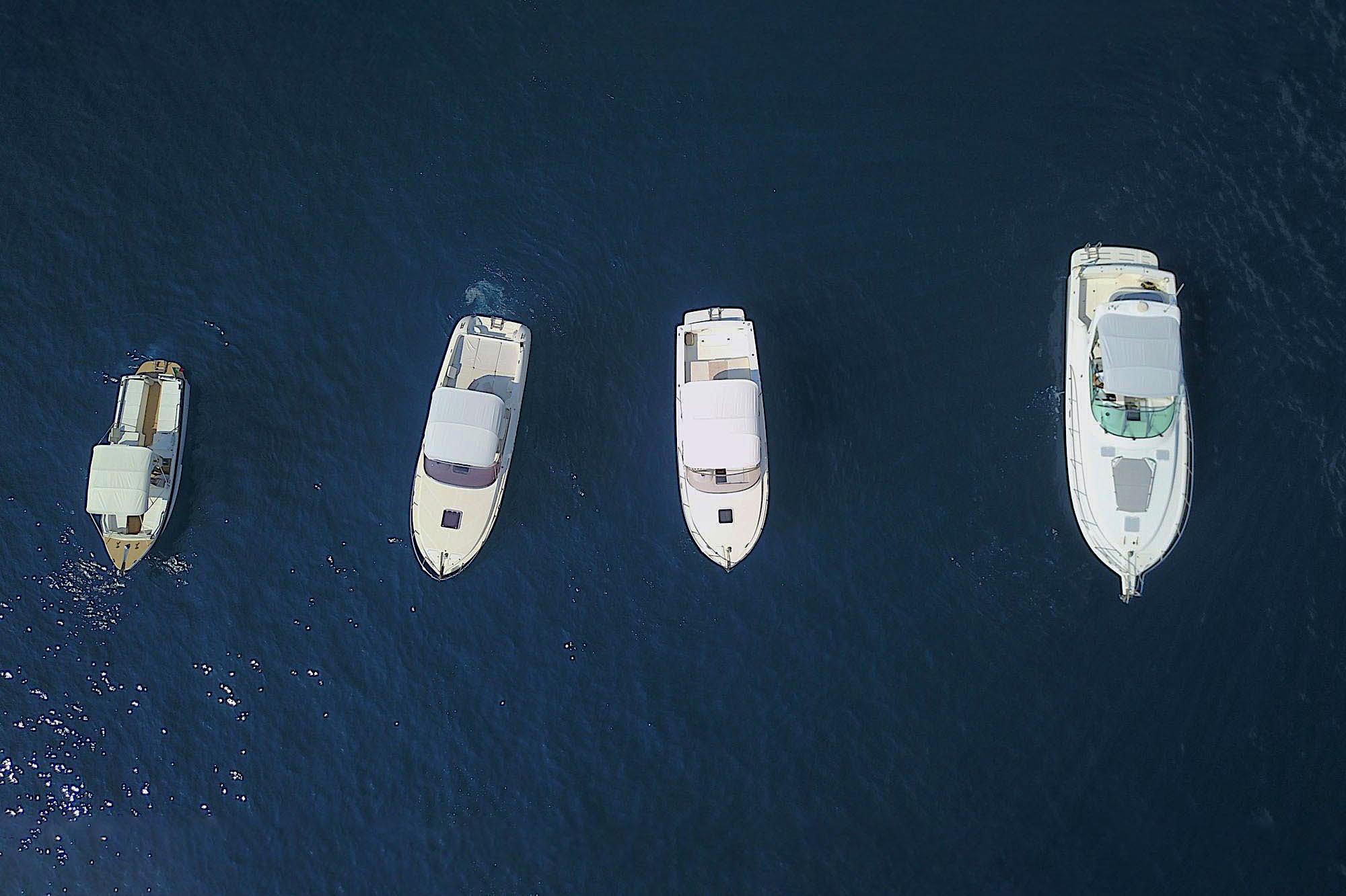 Cesare Charter Portofino - our fleet