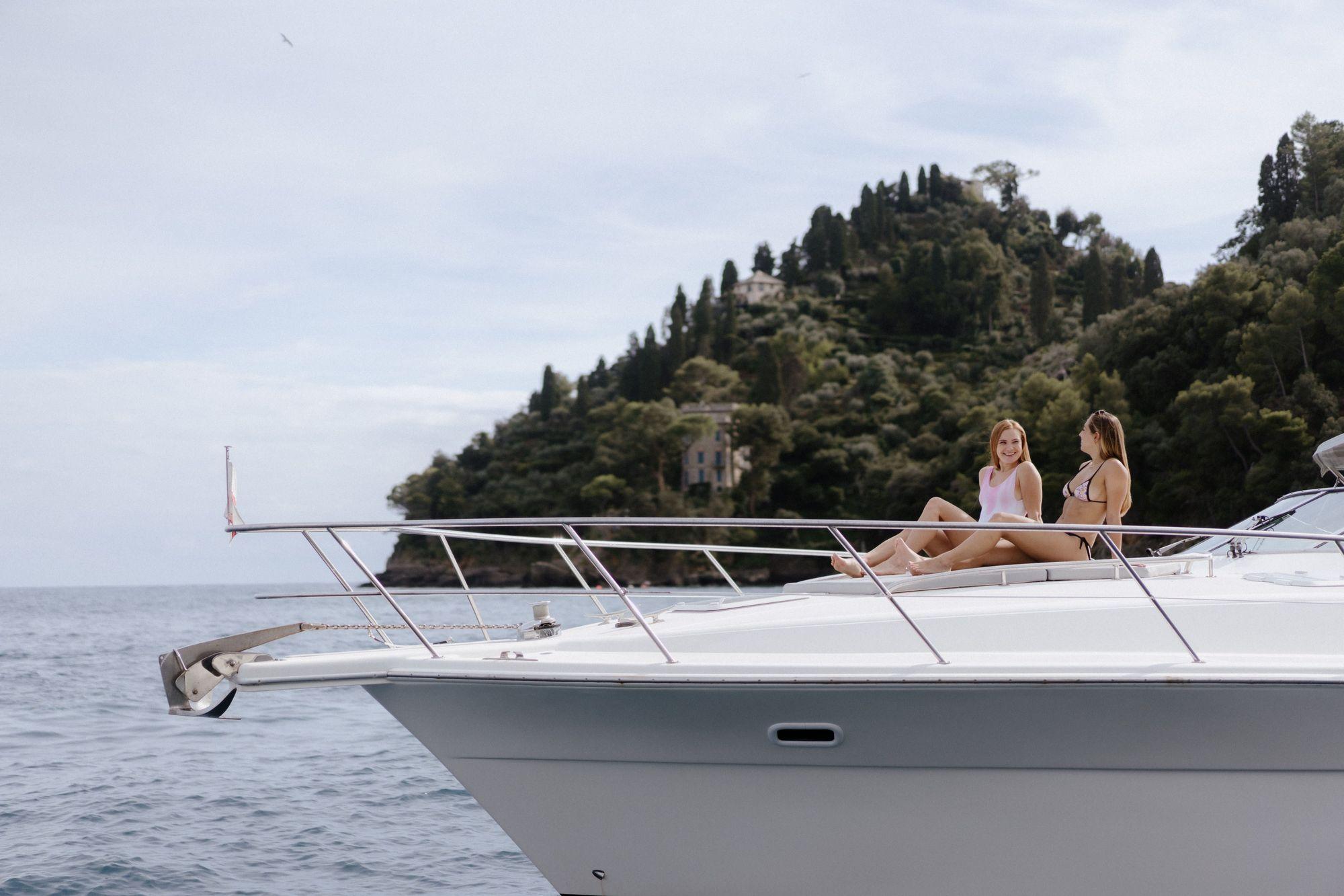Cesare Charter Portofino - our maritime tour and trasnfer services