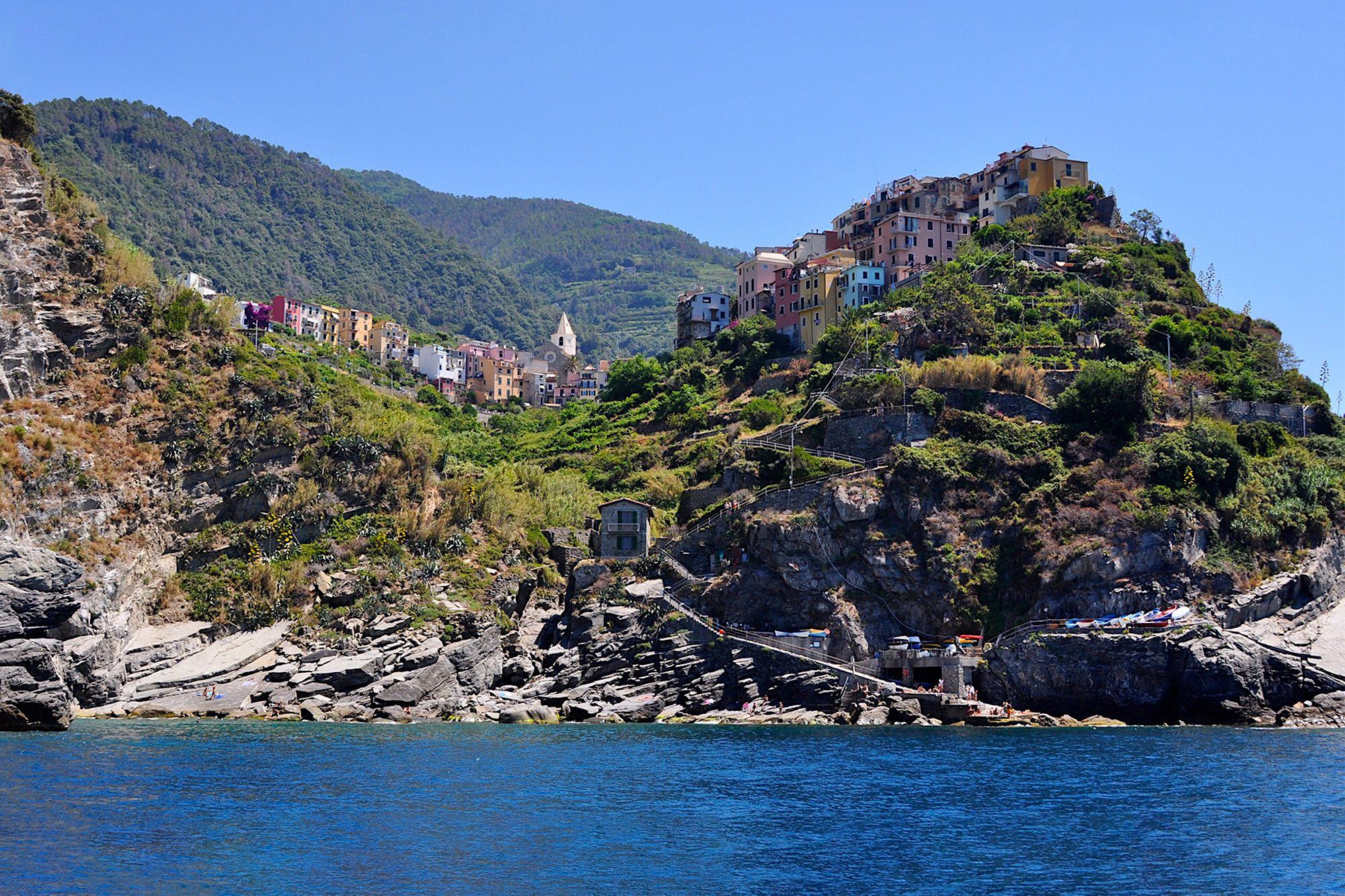 Cesare Charter Portofino - Tour Cinque Terre, Corniglia