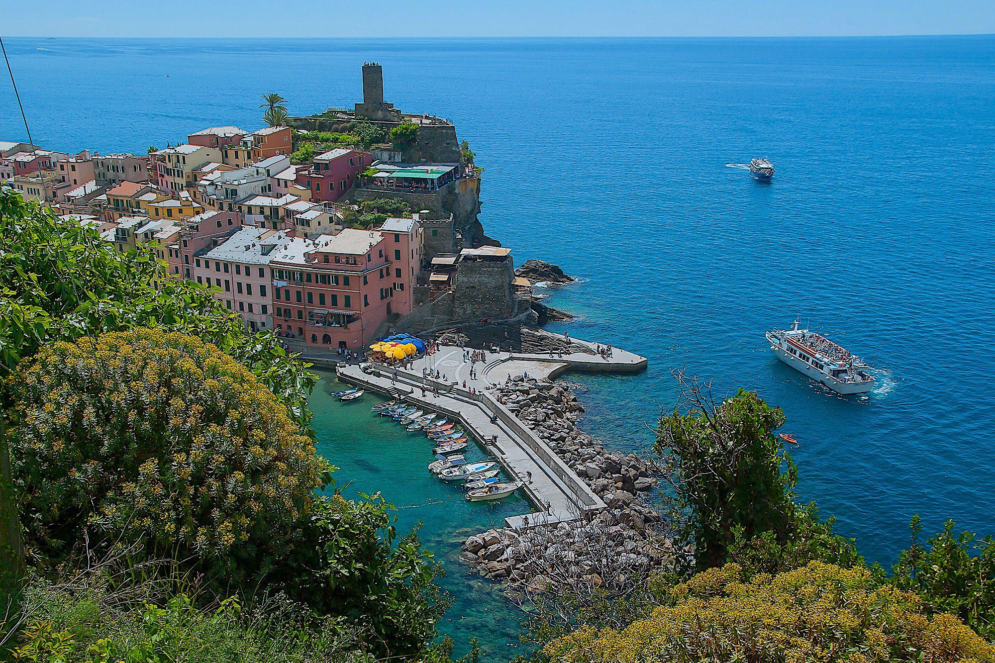 Cesare Charter Portofino - Tour Cinque Terre, Vernazza