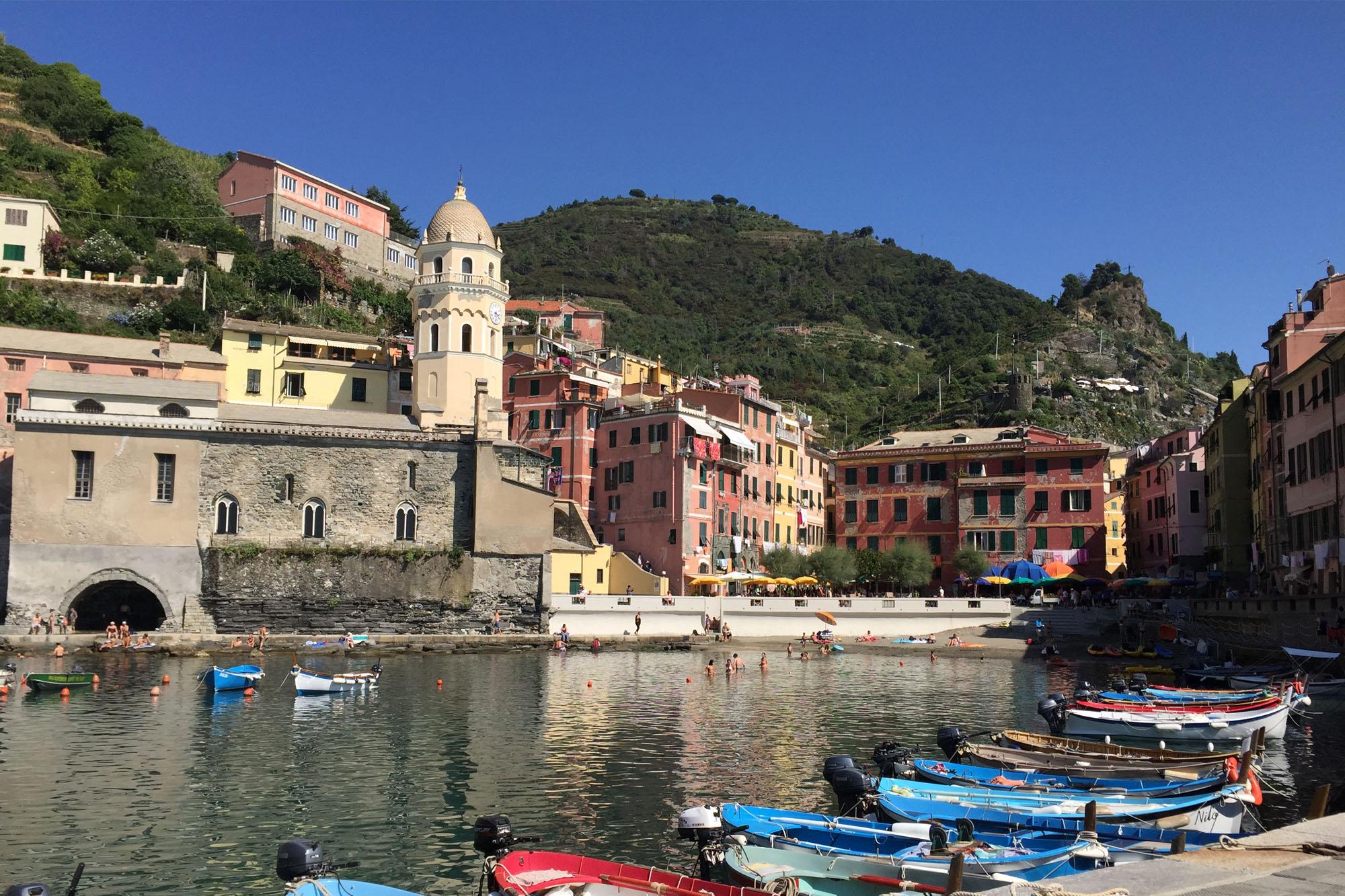 Cesare Charter Portofino - Tour Cinque Terre