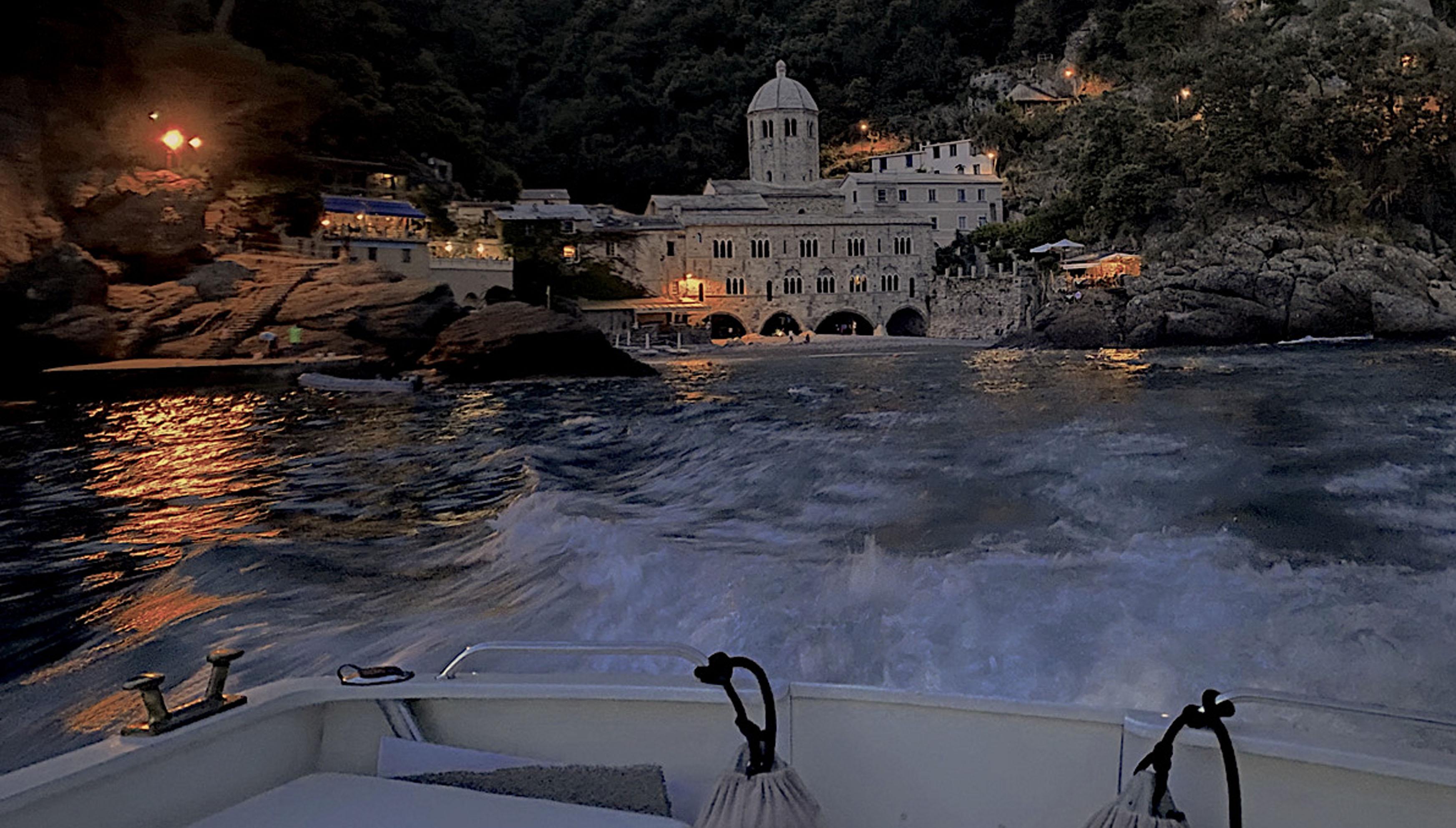 Cesare Charter Portofino - Dinner cruise