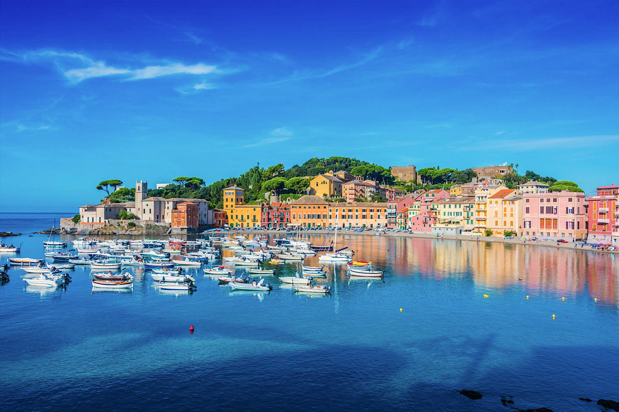Cesare Charter Portofino - Tour Due Golfi, Sestri Levante