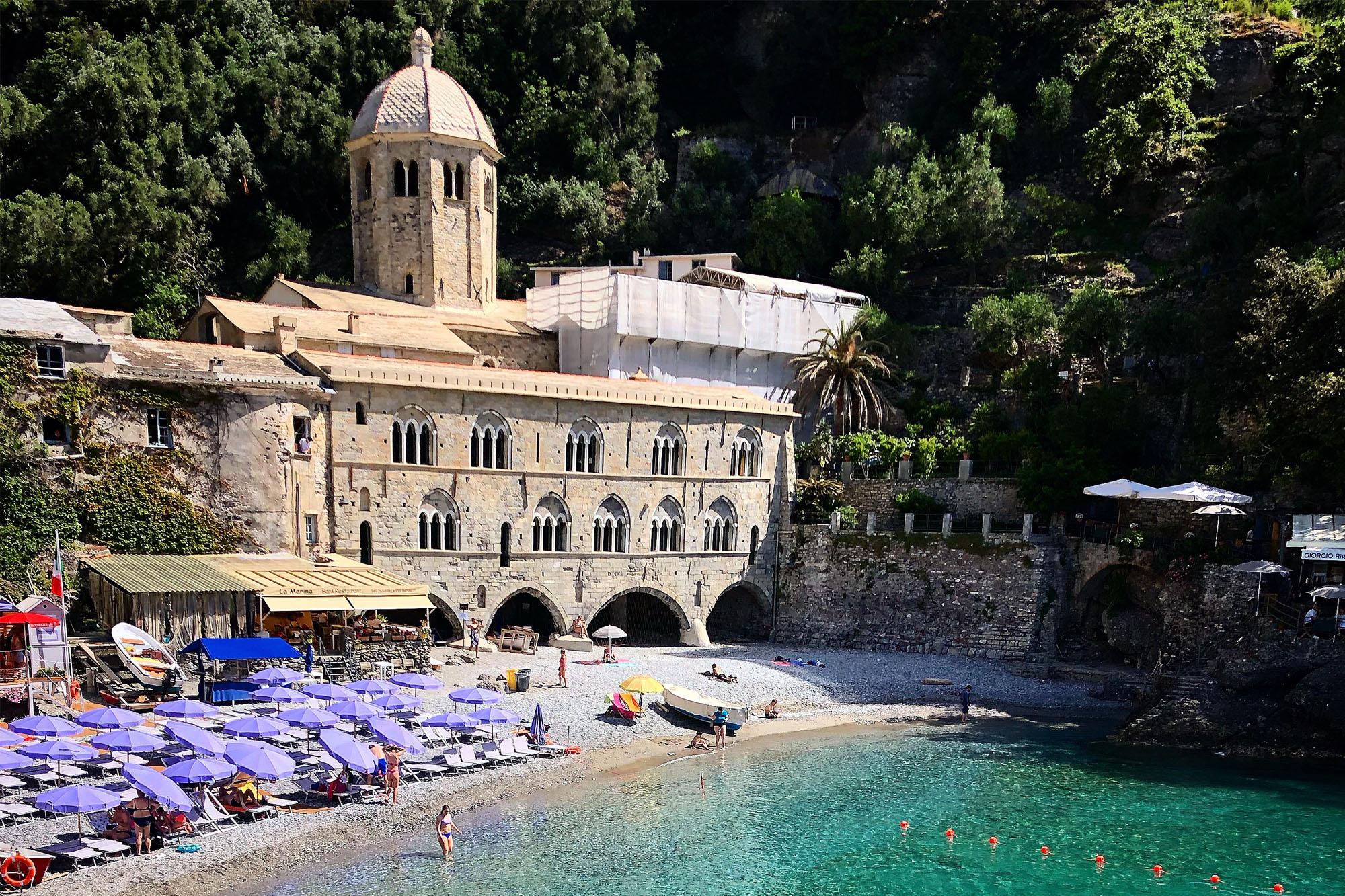 Cesare Charter Portofino - Tour Due Golfi, San Fruttuoso