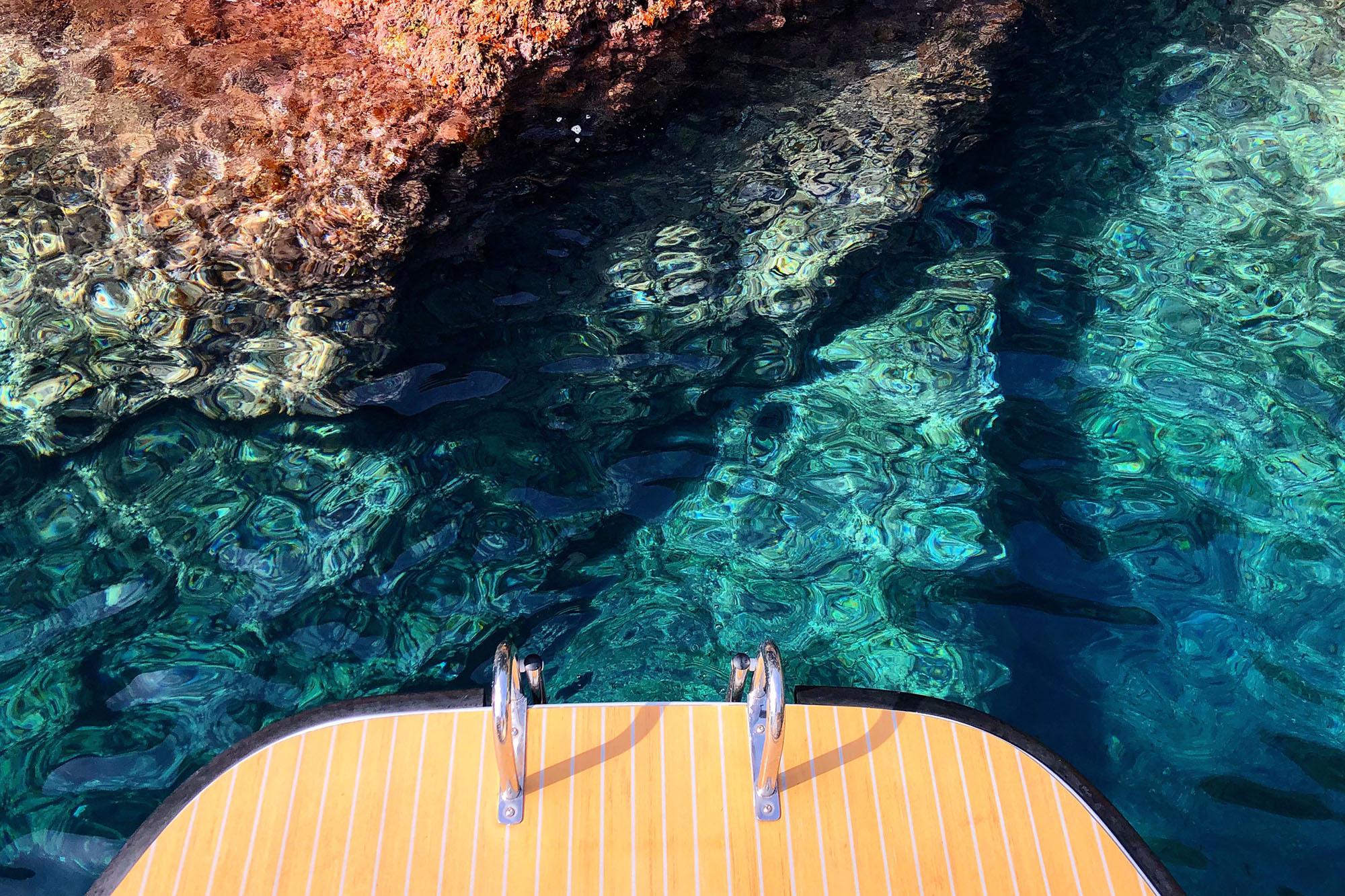 Cesare Charter Portofino - Tour Due Golfi - Golfo del Tigullio e Paradiso
