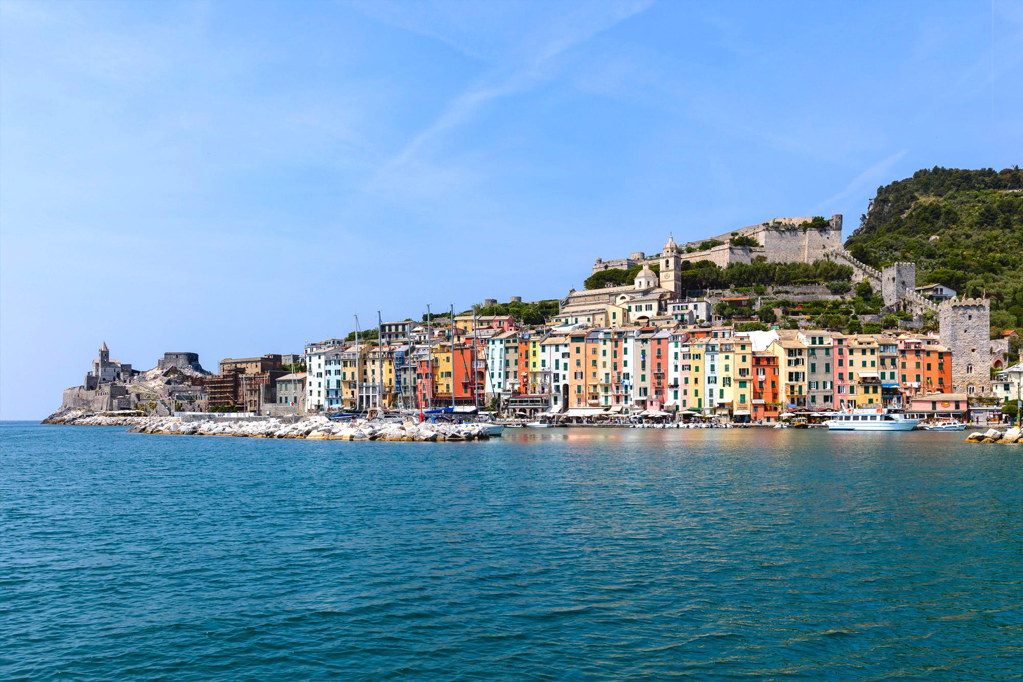 Cesare Charter Portofino - Tour Porto Venere and Palmaria Island
