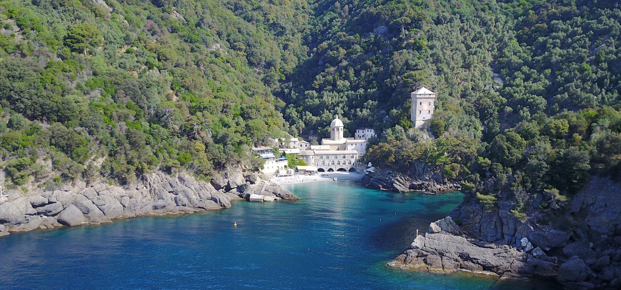 Cesare Charter Portofino - Tour San Fruttuoso, Gulf Tigullio, Gulf Paradiso