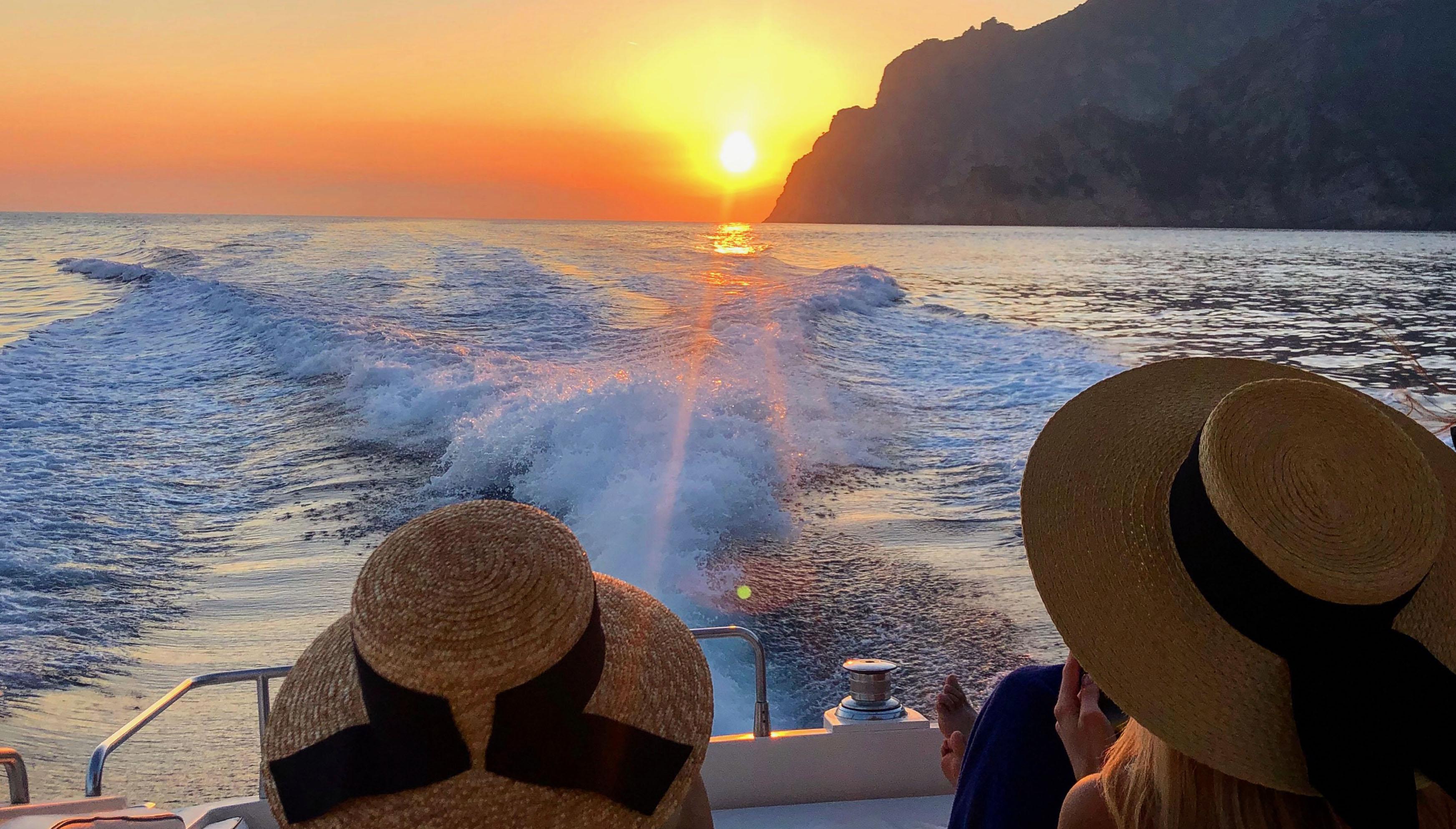 Cesare Charter Portofino - Sunset Cruise