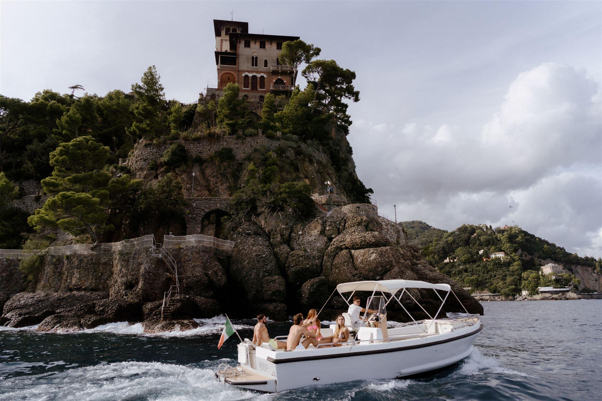 Cesare Charter Portofino - Transfer service