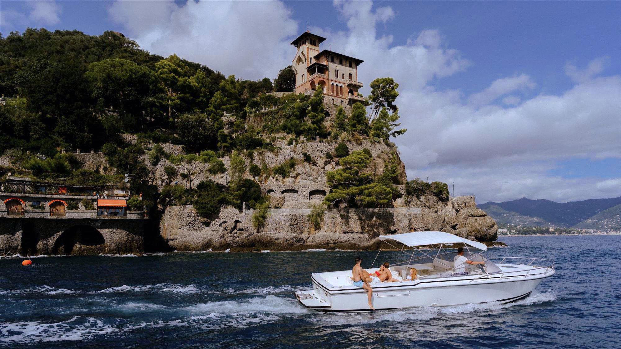 Cesare Charter Portofino - Servizi tour, transfer e charter marittimi