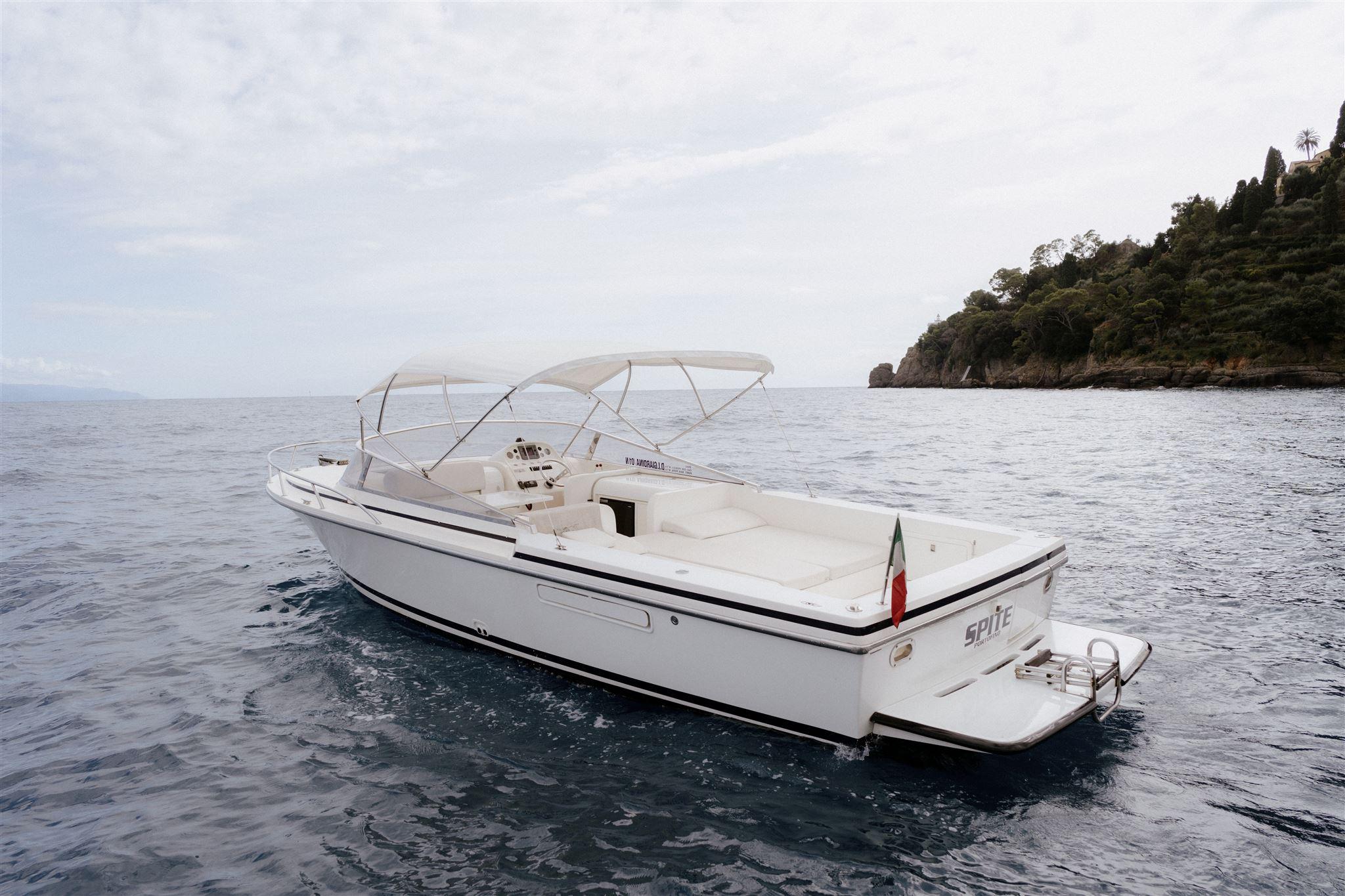 Cesare Charter Portofino - imbarcazioni per tour, charter e transfer marittimi